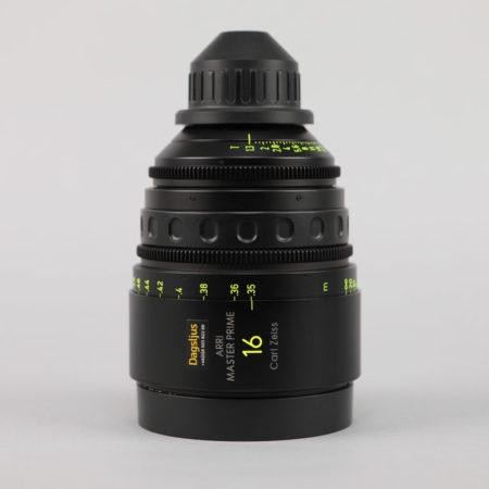 ARRI Master Prime 16mm, T1.3
