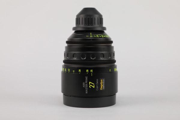 ARRI Master Prime 27mm, T1.3