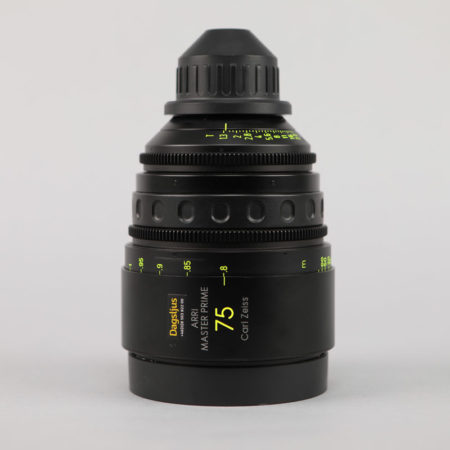 ARRI Master Prime 75mm, T1.3