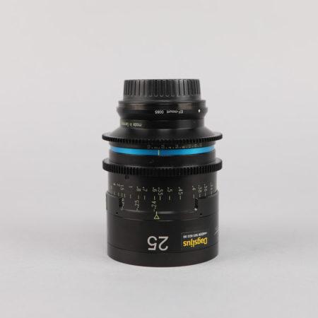 Celere HS 25mm, T1.5