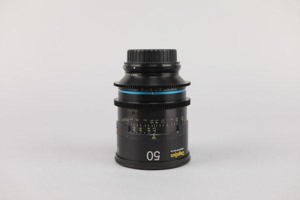 Celere HS 50mm, T1.5