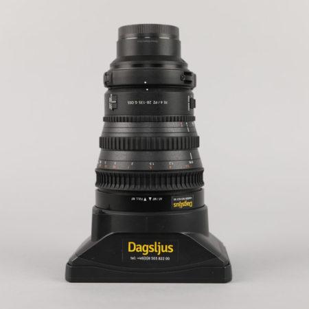 Sony-FE PZ 28-135mm F4 G OSS