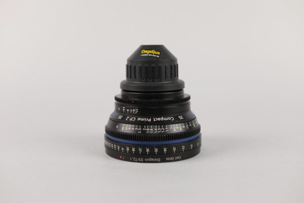 Zeiss Compact Prime CP.2 35mm, T2