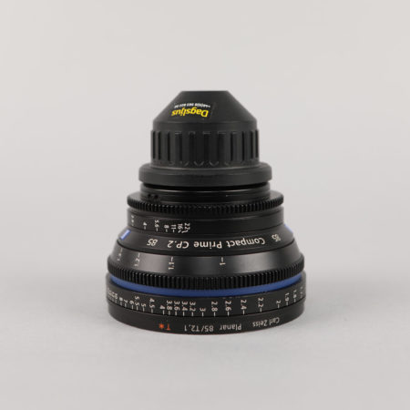 Zeiss Compact Prime CP.2 85mm, T2.1