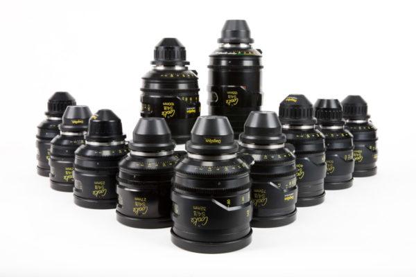 Cooke S4i Lens Kit